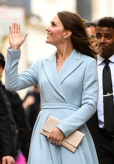 LUXEMBOURG-BRITAIN-ROYALS