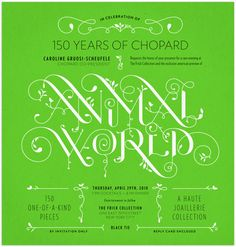 150 Years of Chopard