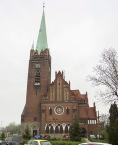 St Hyacinth (Święty Jacek) church in Legnica, Poland is where the Eucharistic Miracle of Legnica occurred on Christmas Day, December 25, 2013