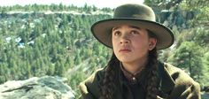 """Hattie from TRUE GRIT reminds me so much of my badass """"little"""" Lily. --Sezin"""