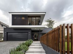 Modern architecture: what is it these days? (The Interiors Addict) - Modern architecture: what is it these days? Facade Design, Exterior Design, Architecture Design, Contemporary Architecture, Architecture Interiors, Contemporary Landscape, House Cladding, Facade House, Wall Cladding