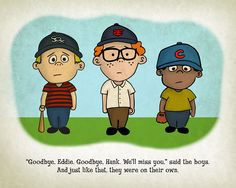 The Milwaukee Braves - Art by Josh Cox