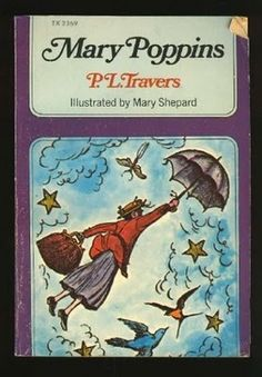 Mary Poppins by PL Travers