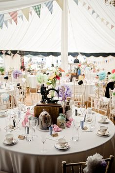An Eclectic Vintage & Bric-a-Brac Wedding: Emalie & Duncan    http://www.hotchocolates.co.uk  http://www.blog.hotchocolates.co.uk