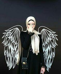 the beuty of islam Hijab Style, Hijab Chic, Beautiful Muslim Women, Beautiful Hijab, Hijabi Girl, Girl Hijab, Niqab Fashion, Fashion Muslimah, Muslim Fashion