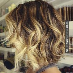 Yes - medium short hairstyles 2016 Wavy bob hairstyles look free-flowing, voluminous, and bouncy. The graduated layers or messy uniform layers can also be mixed into the medium wavy hairstyle. Wavy bob hairstyles can make your thin hair fuller with volume and shape. Waves need some hairspray for better bouncy effect. So after getting the wavy bob, you'd better apply some[Read the Rest]   CHECK OUT SOME SUPER COOL TEMPLATES FOR GREAT Medium Short Hairstyles 2016 OVER AT WEDD