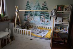 Szukasz inspiracji na wnętrza dla dzieci? Sprawdź tysiące produktów w Tuliroom * dobry design * zakupy na raty * polskie produkty Toddler Bed, Furniture, Home Decor, Design, Shawl, Child Bed, Interior Design, Home Interior Design, Design Comics