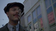 Jack Huston (Richard Harrow,Boardwalk Empire)
