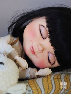 Based Doll : Neo Blythe Vasity Dean RBL.+ Custom by : Little Dolls Room