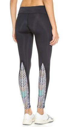 Mara Hoffman Voyager Combo Leggings                                                                                                                                                     More