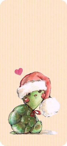 Merry Christmas by Loputyn.deviantart.com on @deviantART