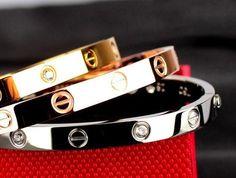 Your Wife, Big Love, Bangles, Bracelets, Cartier Love Bracelet, Every Woman, Girlfriends, Gentleman, Waiting