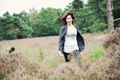 The wind and the heather