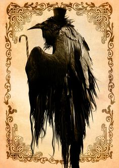 Crow & Candycane