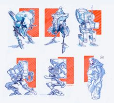 Nexz is a freelance illustrator / concept artist from Argentina. ✉ nexzketch [at] gmail [dot] com