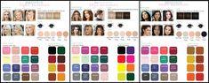 siostrzane typy kolorystyczne - Szukaj w Google