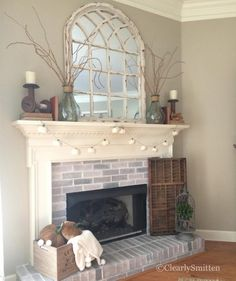 How to Professionally Decorate a Mantel | Mantels, Decorating and ...