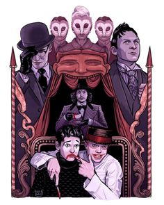 Gotham, David M Buisan