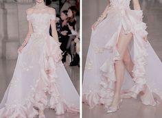20 Ideas for dress fancy georges hobeika Couture Fashion, Runway Fashion, Fashion Show, Fashion Design, Evening Dresses, Prom Dresses, Formal Dresses, Wedding Dresses, Pretty Outfits