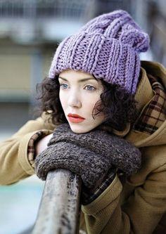 Easy Winter Knits by Rowan