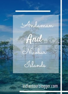 Andaman Nicobar Islands are situated in the Bay of Bengal. The region incorporated by these islands is 8249 square kilometers in which, 8211 square kilometers is rustic.  #indiantourblogger #southindiavisits