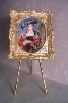 Whitford replica of Le Chapeau de Paille