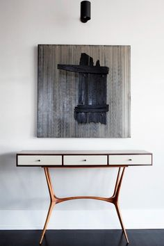 Minimal and easy to love! Its simple design will not remove the feng-shui of your living room set!
