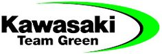 kawasaki team green logo | Kawasaki Team Green ATV Racing Logo