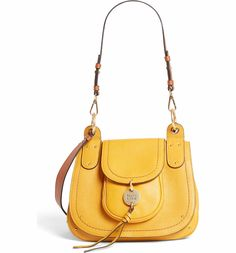 Main Image - See by Chloé Susie Leather Shoulder Bag