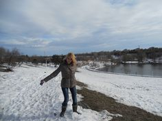 Prin parcul Tineretului :)