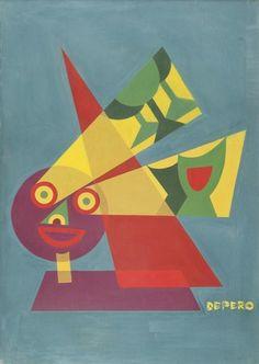 Fortunato Depero, Senza titolo 1978