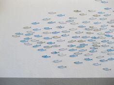 Fische aus Karten/Atlas