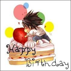 Happy Birthday - L ^.^