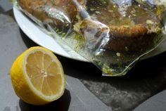 Roasted Portobello Mushroom Packets with Garlic, Shallots, and ...