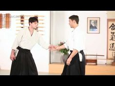 How to Do Ikkyo | Aikido Lessons - YouTube