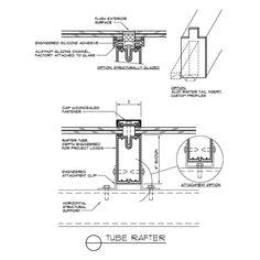 Kalwall Panel Gutter Details
