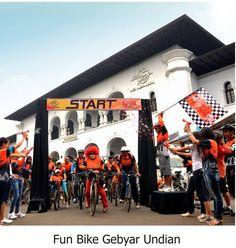 Fun Bike Jakarta Tabloid Pulsa 2016