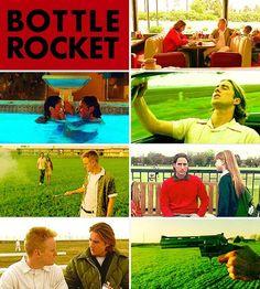 Bottle Rocket, love this movie.