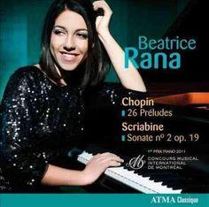 Beatrice Rana - Chopin/Scriabin: 26 Preludes/Sonata No. 2
