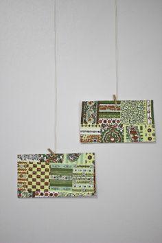 #postal #handmade #craft #postcard