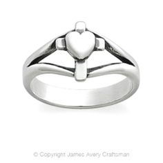 James Avery ring. I want this