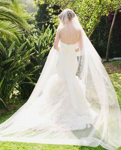 Featured Photographer: onelove photography; wedding dress idea