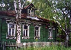 Isba-- - Saint Pétersbourg