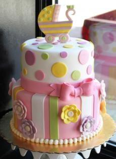 Philadelphia Baby Shower Cakes   Whipped Bakeshop