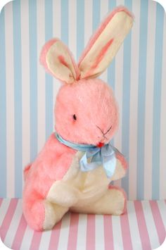 Pink #Vintage Bunny from the lovely Jennifer Hayslip eye candy creations