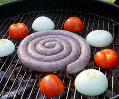 Robust and flavorful South African Boerewors is the sausage you need for your next grilling party! Oven Chicken Recipes, Dutch Oven Recipes, Sausage Recipes, Salted Caramel Fudge, Salted Caramels, Grill Party, South African Recipes, Oreo Cake, Jamaican Recipes