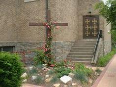 Image result for garden cross