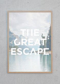 Faunascapes: Escape