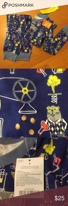 NWT Gymboree boys pajamas 🎉🎉HP🎉🎉 Boys science pajamas NWT Gymboree Pajamas Pajama Sets