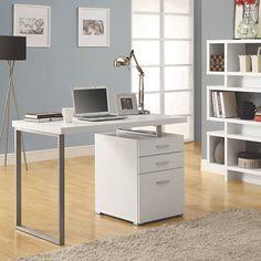 Modern Computer Table Design | Computer Table | Pinterest | Modern ...